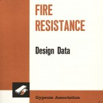 Fire Res Design Data
