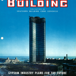 World's Tallest Residential Building  April 1968